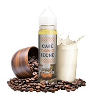 Snap Liquids - Cafe con Leche 60ML - Liquid Guys