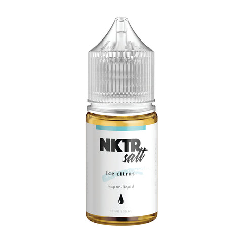 NKTR Salt - Ice Citrus 30ML - Liquid Guys