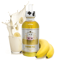 MOO ELIQUIDS Banana Milk Ejuice 120ML