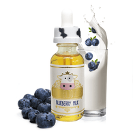 Moo Eliquids Blueberry Milk Ejuice