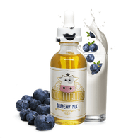 MOO ELIQUIDS - Blueberry Milk 60ML