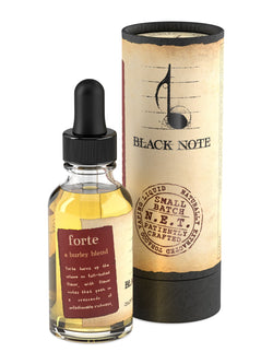 Black Note - Forte 30ML - Liquid Guys