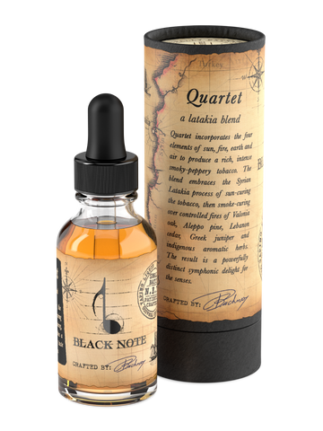Black Note - Quartet 30ML - Liquid Guys