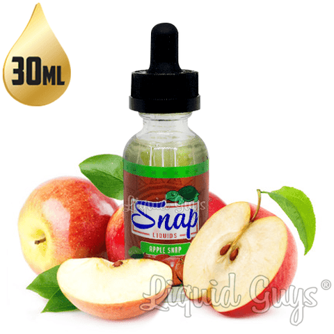 Snap Liquids - Apple 30ML - Liquid Guys