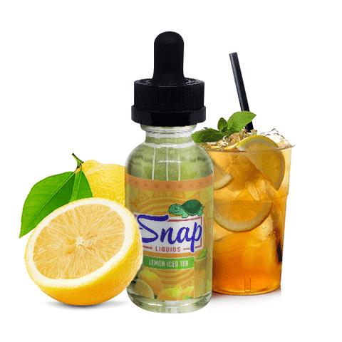 Snap Liquids - Lemon Iced Tea 30ML