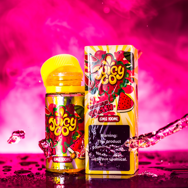 Juicy Co. - Watermelon Splash 100ML - Liquid Guys