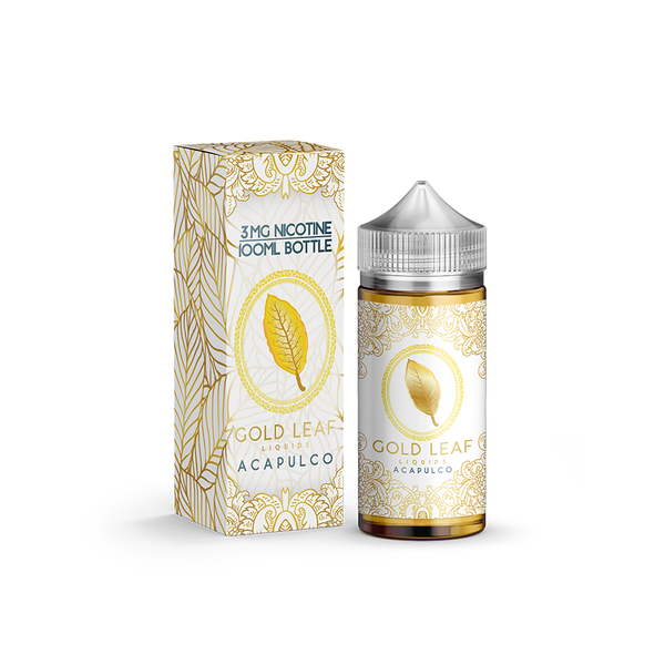 Gold Leaf Liquids - Acapulco 100ML - Liquid Guys