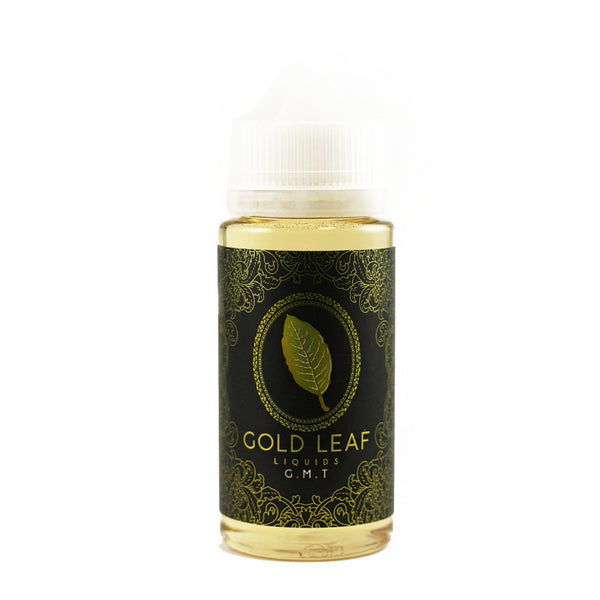 Gold Leaf - G.M.T. 100ML - Liquid Guys
