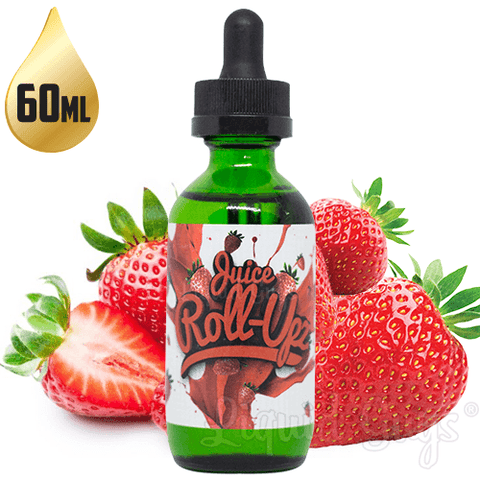 Juice Roll Upz - Strawberry 60ML - Liquid Guys
