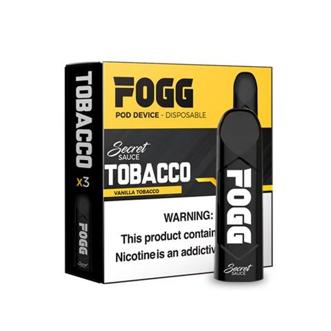 FOGG Pod Device - Tobacco - Liquid Guys