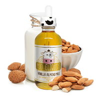 MOO ELIQUIDS - Vanilla Almond Milk 120ML