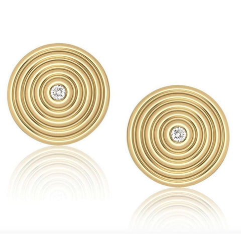 Sagesse - Universum Stud Earrings