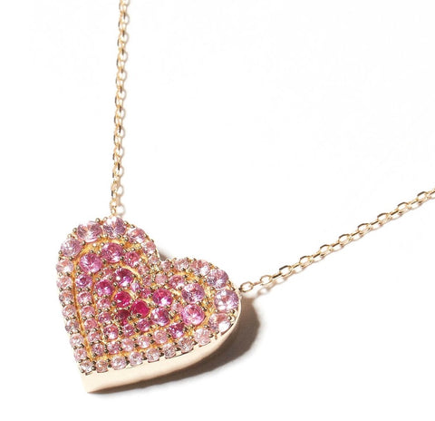 JuJu Heart Charm Necklace