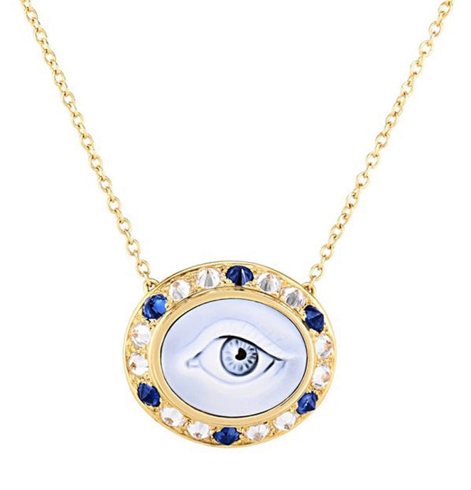 Eye Love Mini Necklace