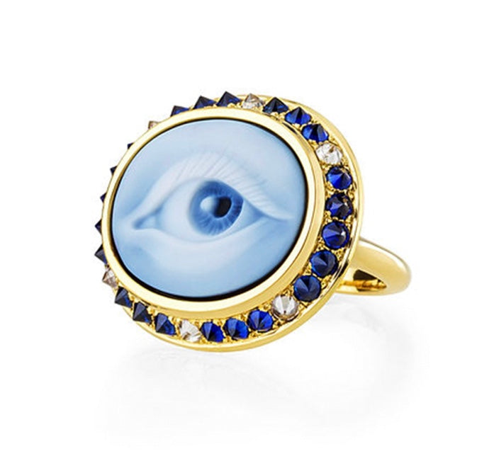 Eye Love Ring