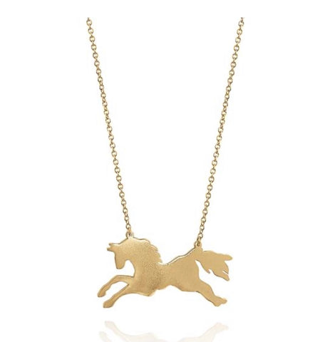 Mini Horsepower Necklace