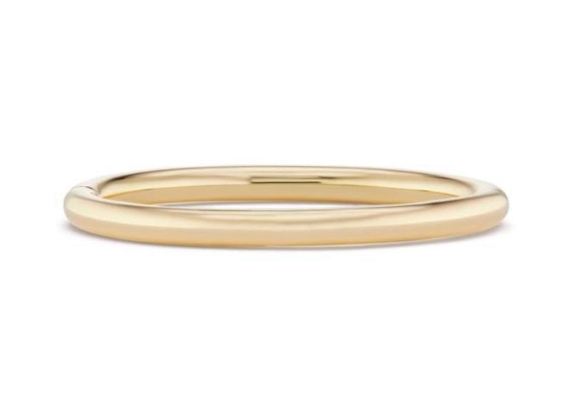 Solid Narrow Bangle