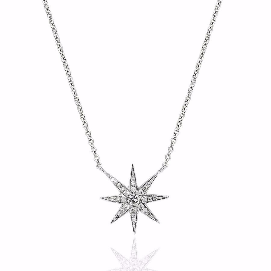 Star Bright Pendant Necklace