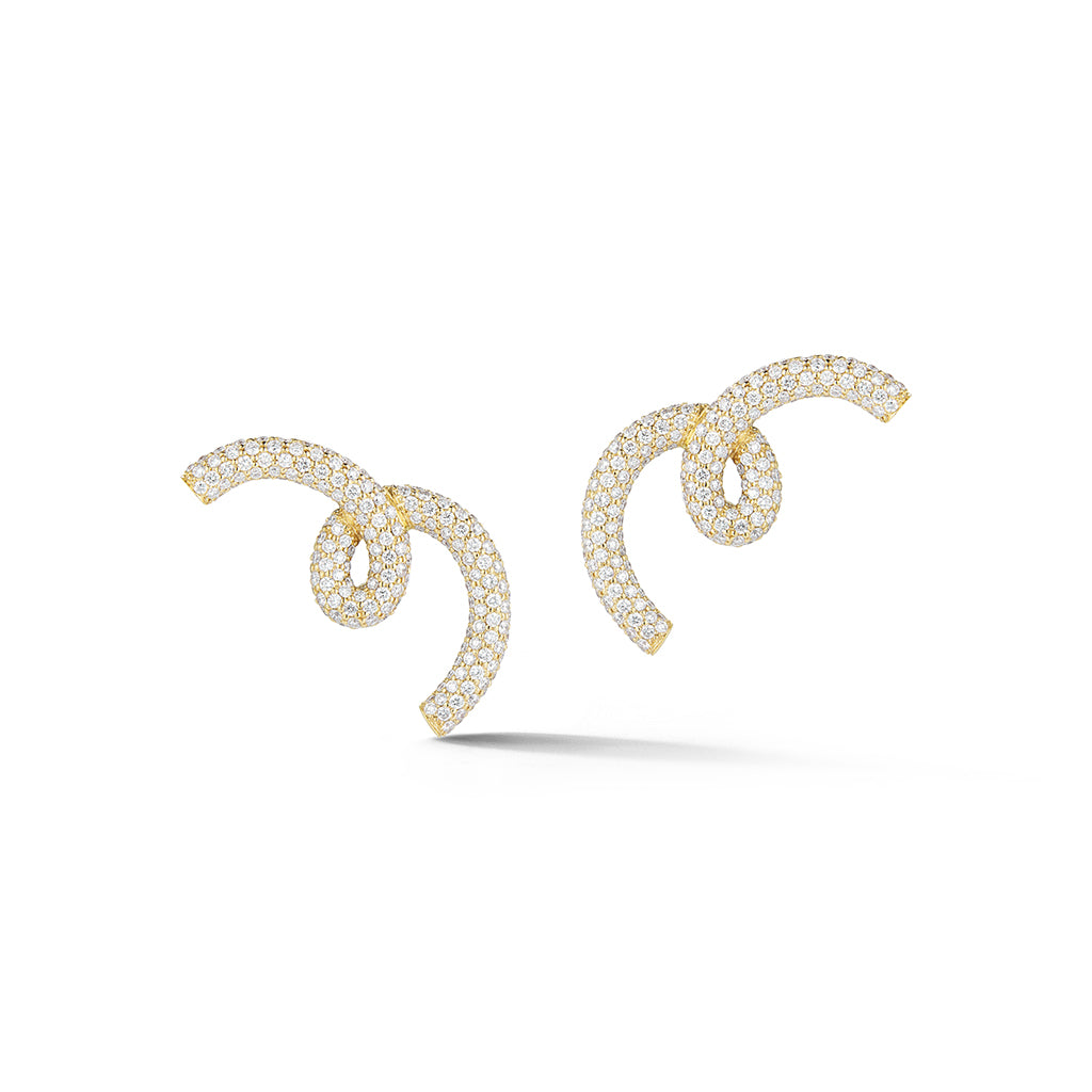Aria Loop de Loop Earrings