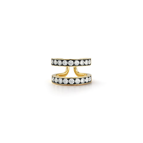 Privé Double Band Ring