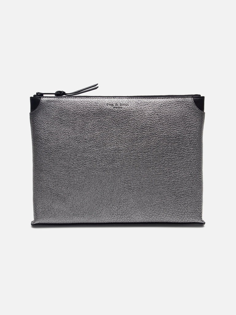 Medium Pouch - Gunmetal