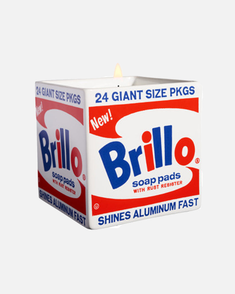 Andy Warhol Brillo 260g Candle
