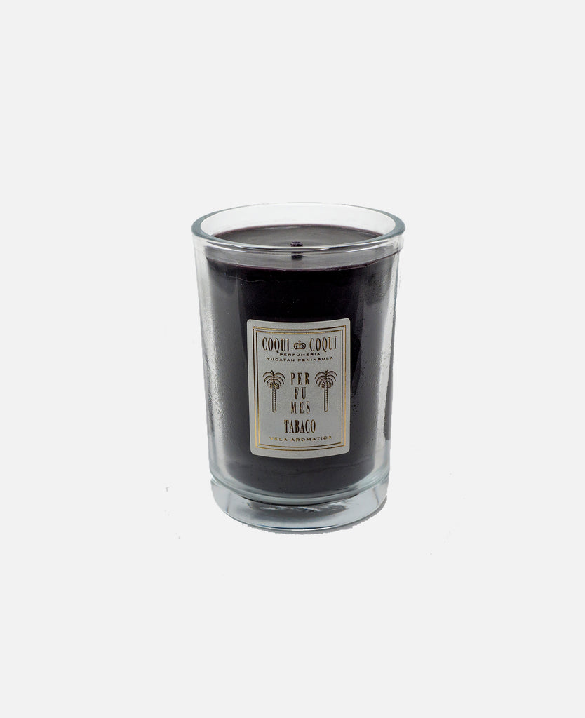 Hand-Poured Candle - Tabaco
