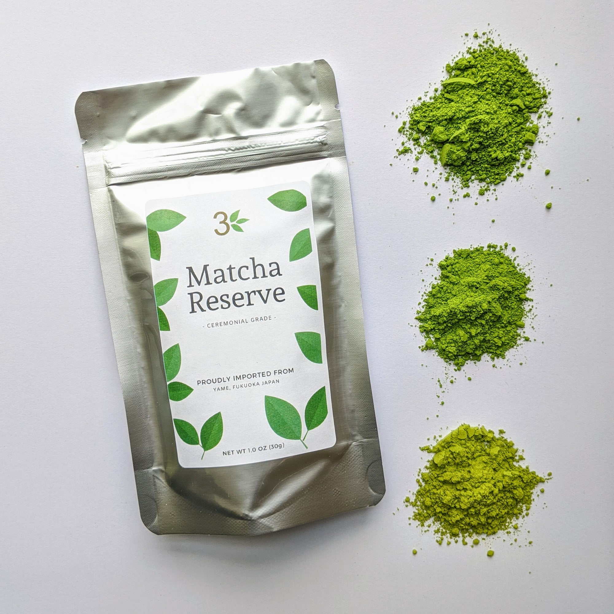 Introducing... Matcha Reserve!