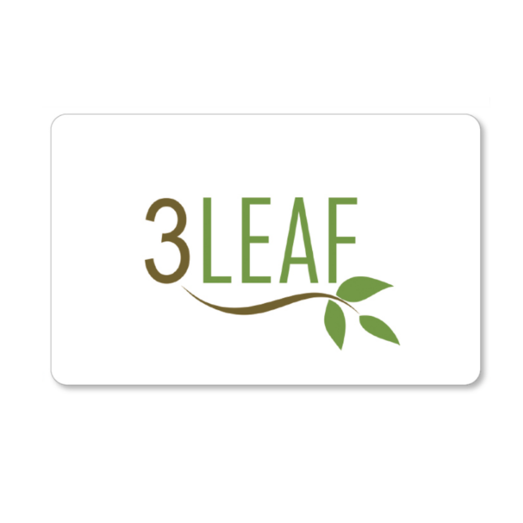 3 Leaf Tea Gift Card