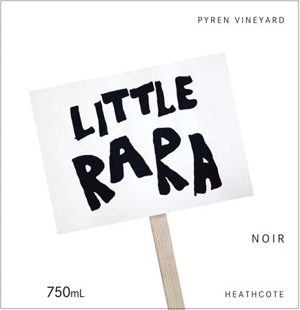 Little Ra Ra Noir 2015