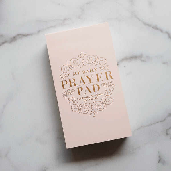 MY DAILY PRAYER PAD
