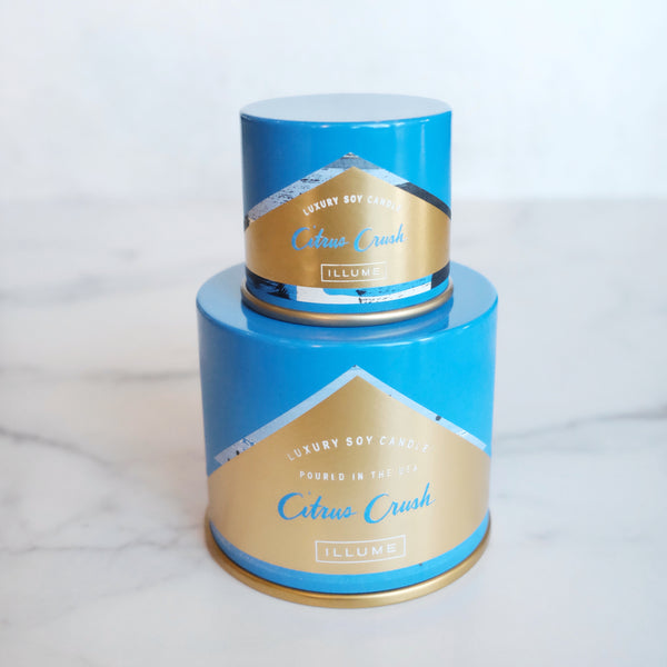 CITRUS CRUSH TIN CANDLE