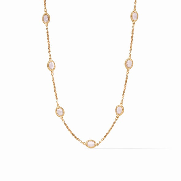 CALYPSO DEMI DELICATE NECKLACE - ROSE