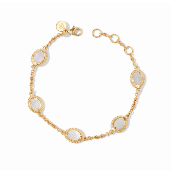 CALYPSO DELICATE BRACELET - MOTHER OF PEARL