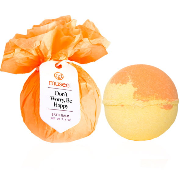 BATH BALM- DON'T WORRY BE HAPPY