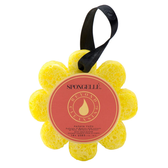 SPONGELLE WILDFLOWER- PAPAYA YUZU