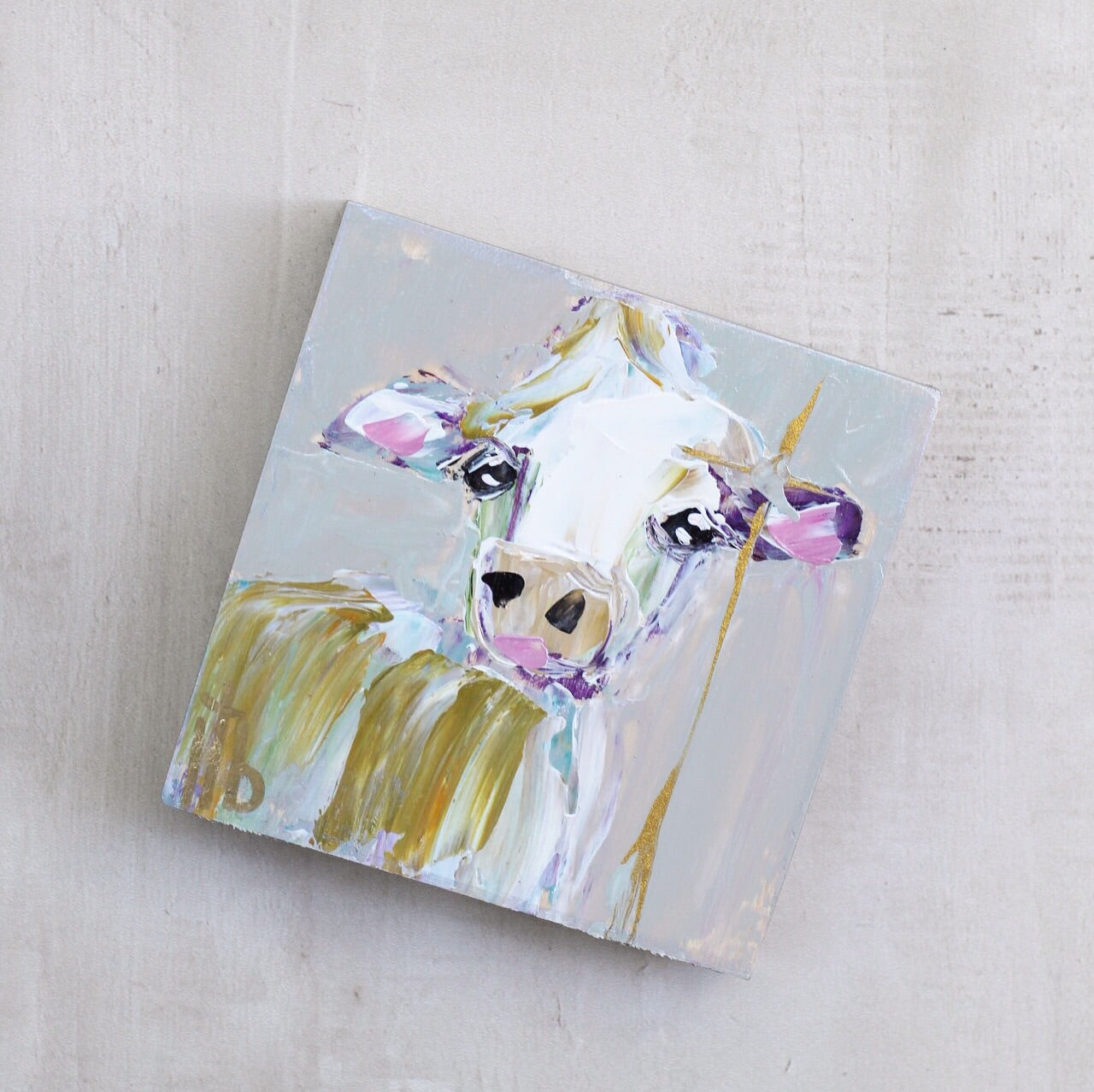SMALL COW 5