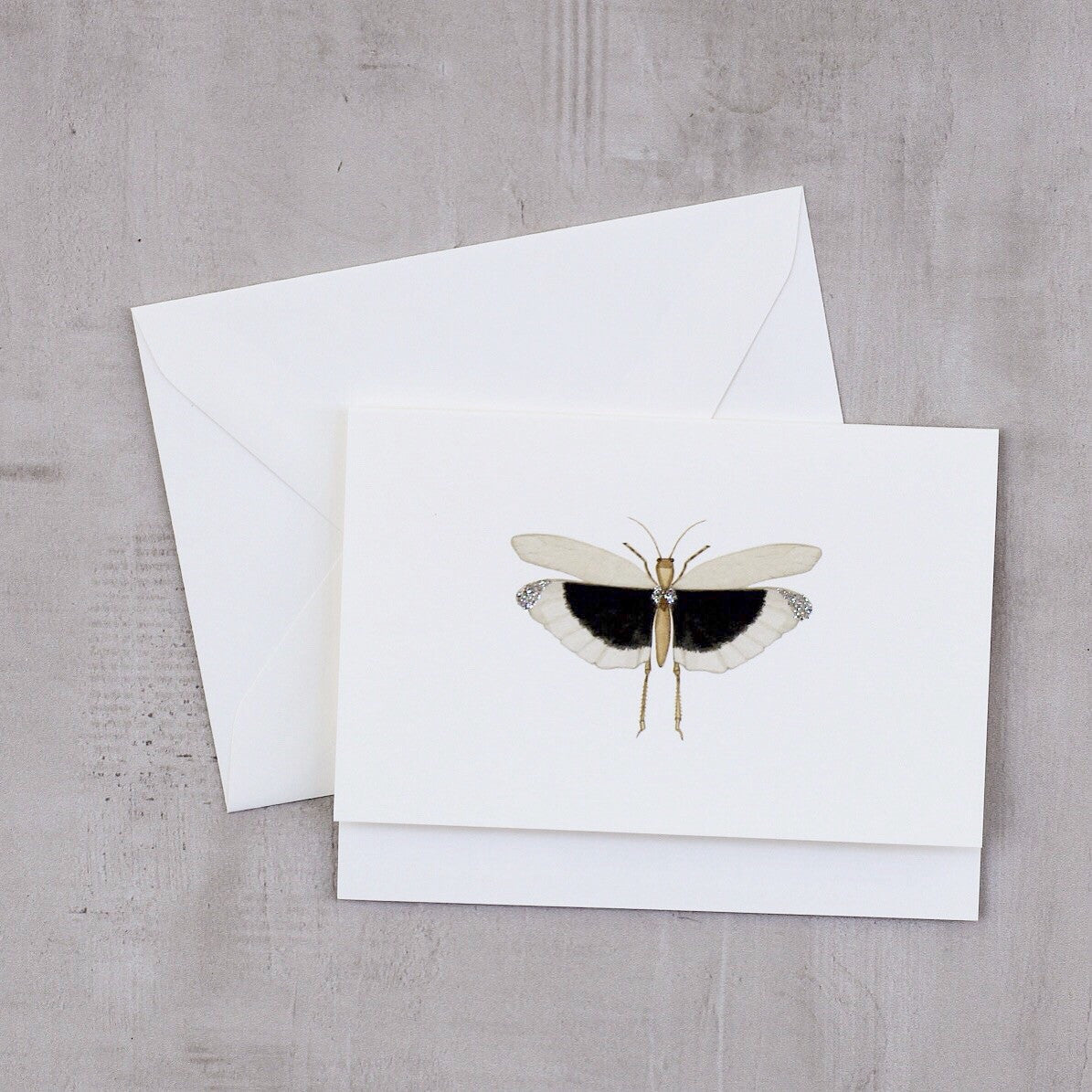 FLY GIRL NOTE CARD