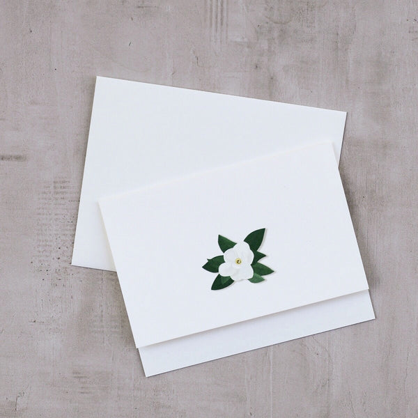 MAGNOLIA NOTE CARD