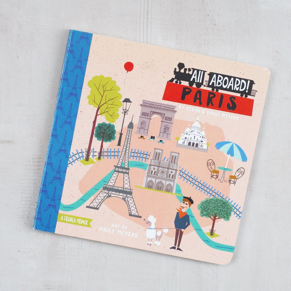 PARIS BOOK