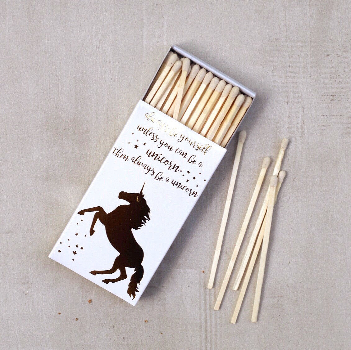 UNICORN MATCHES