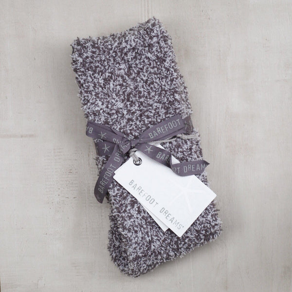 COZYCHIC SOCKS - GRAPHITE