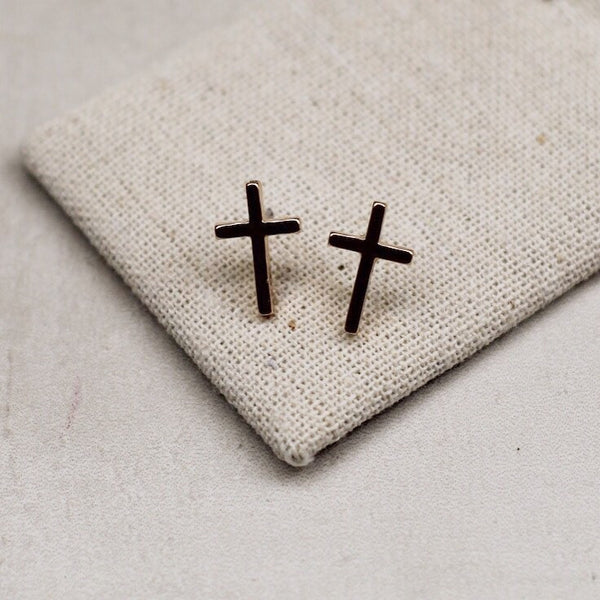 SIMPLE FAITH EARRINGS
