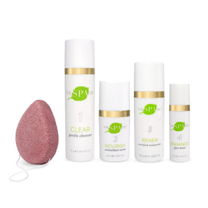 Daily Essentials 4-Step Skin Care System Special Offer
