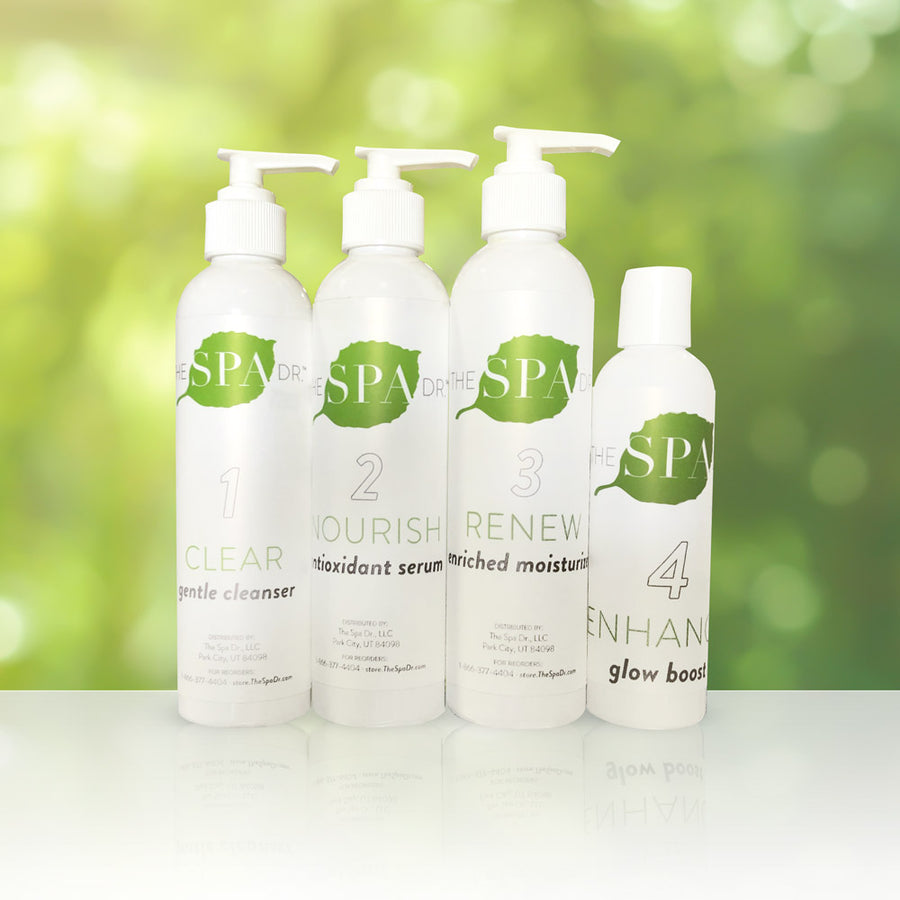 Daily Essentials 4-Step Skin Care System 6 Month Supply
