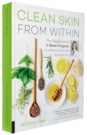 Bonus Clean Skin From Within Book - Small Edition