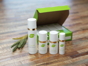 Daily Essentials 4-Step Skin Care System