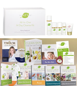 Clean Skin PLATINUM Collection $399 (Value $619.99)