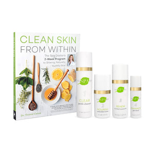 Clean Skin Basics Collection from The Spa Dr.®
