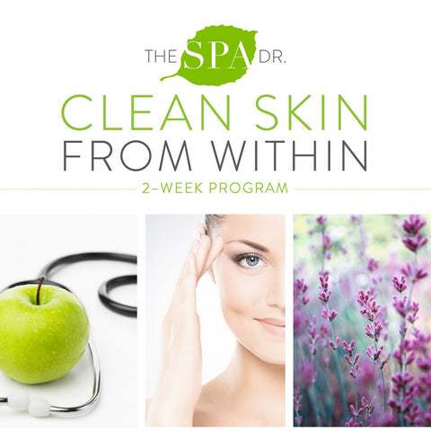 Clean Skin From Within 2-Week Program